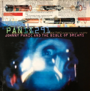 "Johnny Panic And The Bible Of Dreams - Johnny Panic & The Bible Of Dreams (12"") (G+/VG-)"